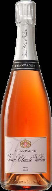 Cuvée Brut Rosé Jean Claude Vallois @Hervé Chevron