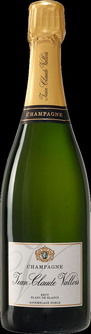 Cuvée Brut Blanc de Blancs Assemblage Noble Jean Claude Vallois @Hervé Chevron