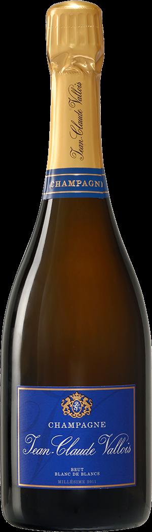 Cuvée Brut Blanc de Blancs Jean Claude Vallois @Hervé Chevron