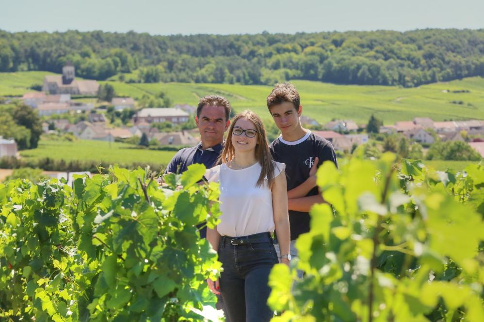 La famille Vallois
